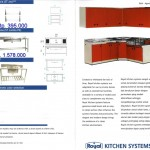 Kitchen Set Royal 1