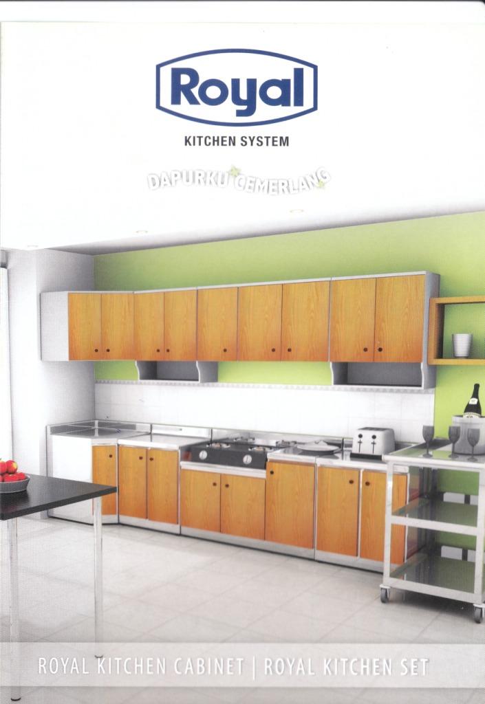Kitchen Set Royal Kitchen Royal Set Yang Baru Kitchen Set Sink Royal